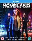 Homeland Season 6 (3 Blu-Ray) [Edizione: Regno Unito] [Edizione: Regno Unito]