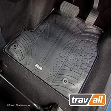 08 on PEUGEOT PARTNER TEPEE HEAVY DUTY BOOT LINER FLOOR MAT