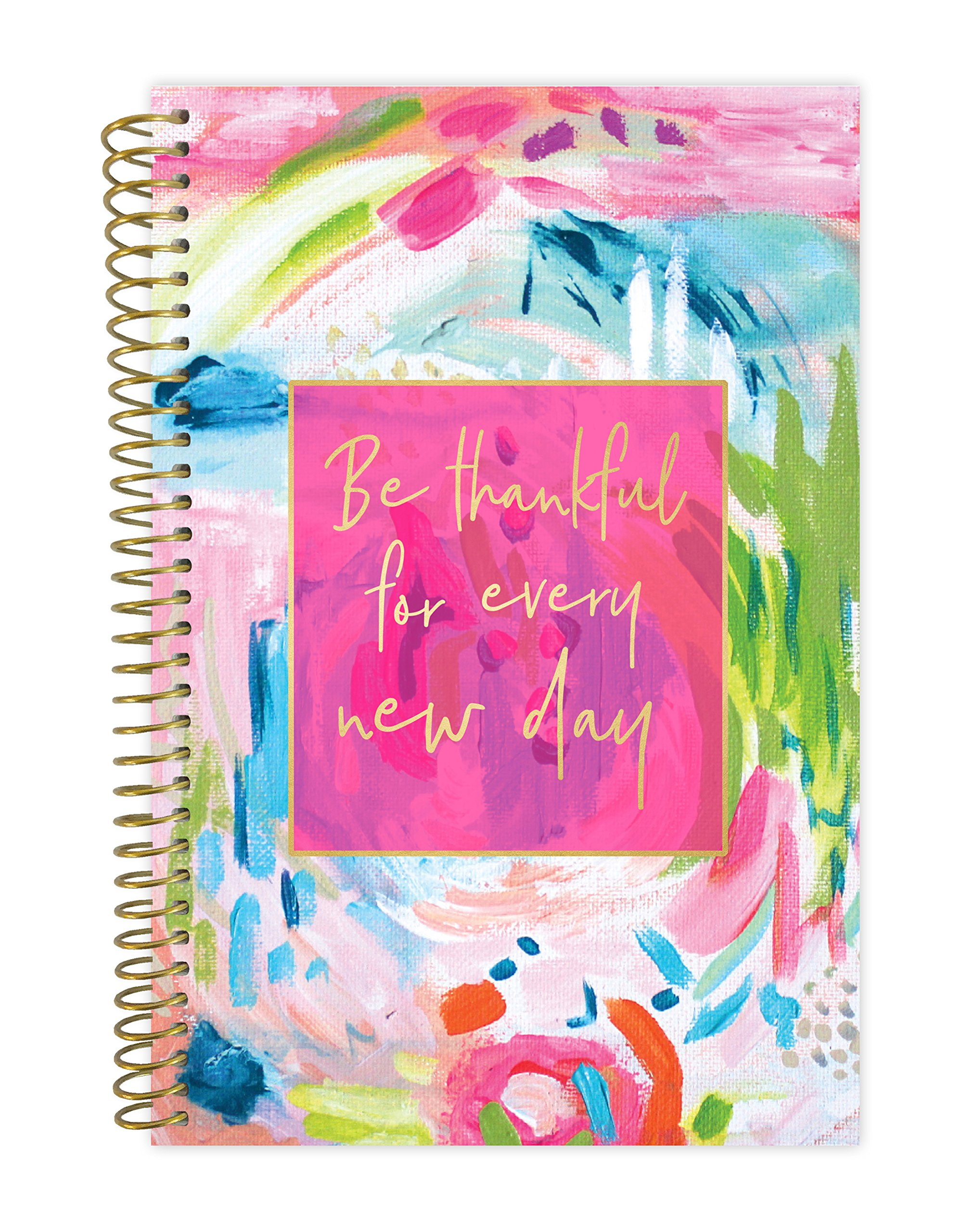 bloom daily planners 2018-2019 Academic Year Day Planner - Monthly and Weekly Datebook/Calendar Book - Inspirational Dated Agenda Organizer - (August 2018 - July 2019) - 6'' x 8.25'' - Cleerely Stated