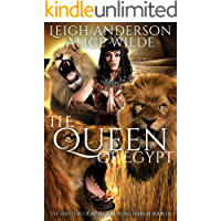 The Queen of Egypt: A Reverse Harem Historical Fantasy Romance (The Shifters of Africa Book 3)