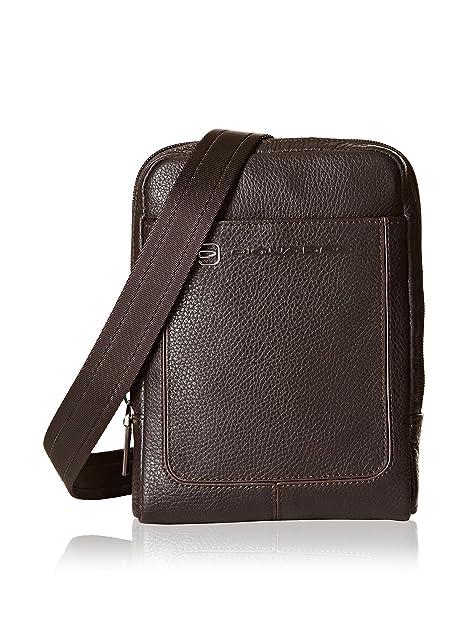 171c029c98 Piquadro Borsello iPad Mini Testa di Moro: Amazon.it: Scarpe e borse