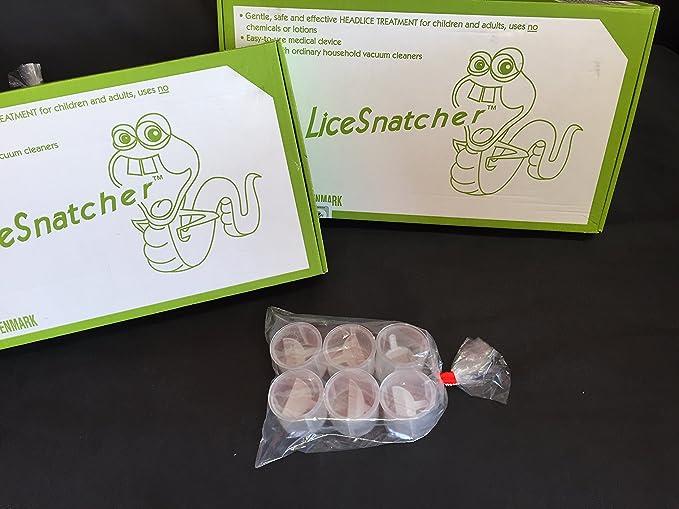 licesnatcher pediculosis eliminación: Amazon.es: Bebé