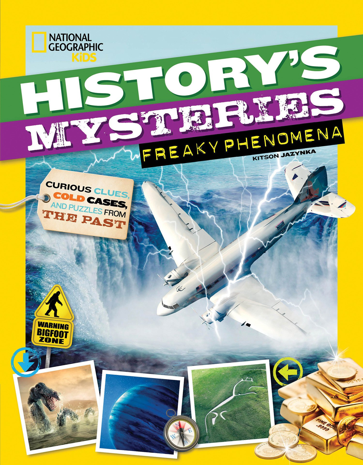 Read Online History's Mysteries: Freaky Phenomena: Curious Clues, Cold Cases, and Puzzles From the Past ebook