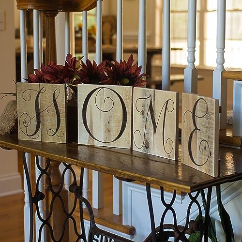 home sign home sweet home word art wood art reclaimed wood wall art wedding letters rustic
