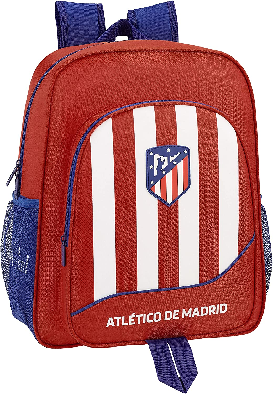 Club Atlético de Madrid niños Equipaje, Roja, 38 cm: Amazon.es: Ropa y accesorios