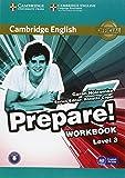 Cambridge English Prepare! Level 3 Workbook with Audio