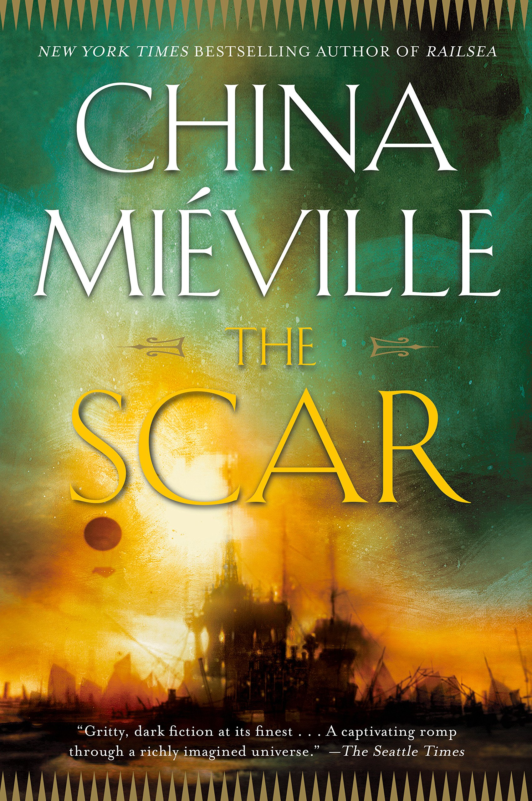 The Scar (Bas-Lag), Miéville, China