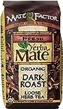 The Mate Factor Yerba Mate Energizing Mate & Grain Beverage, Dark Roast , 12 Ounce