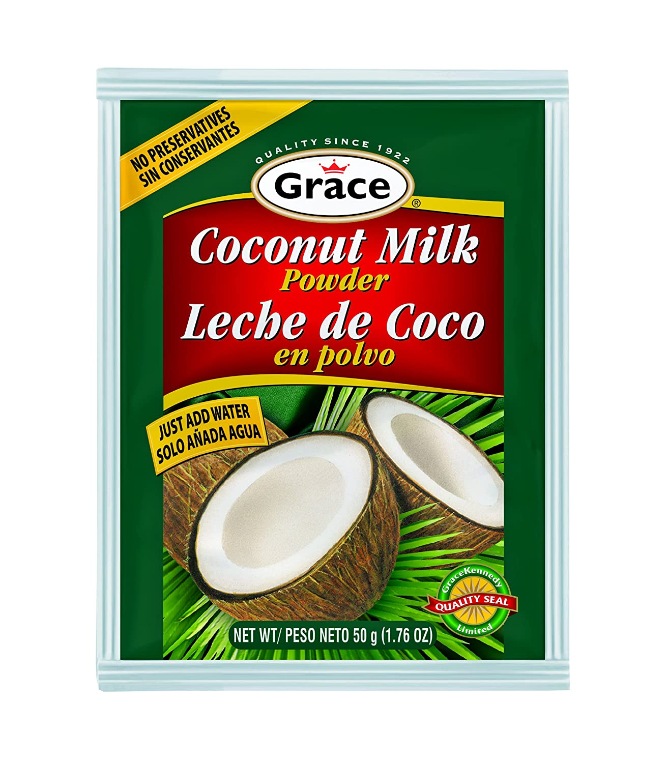 Grace Coconut Milk Powder (USA) 36 Pack