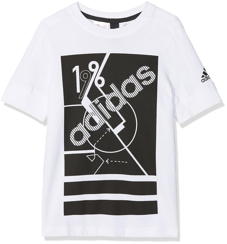 adidas Boys' Id Remix T-Shirt ADIEY|#adidas CF6420