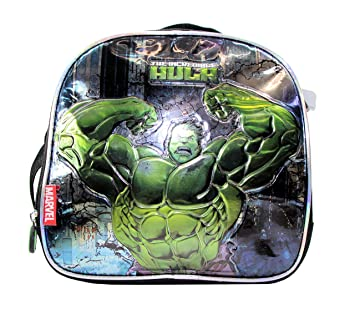 cbc0a45ae9a3 Marvel Avengers Assemble The Incredible Hulk Insulated Lunch Bag
