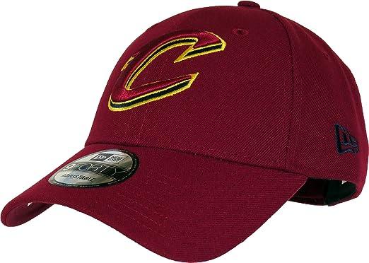 710bd023ac60 Casquette Enfant 9FORTY Junior League Cleveland Cavaliers bordeaux NEW ERA  - Taille Enfant Ajustable