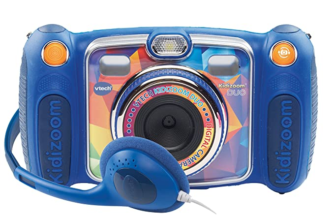 Amazon.es: VTech - Kidizoom Duo cámara Digital 8 en 1 con