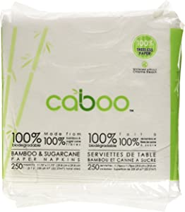 CABOO Napkins Paper 250 Sheet 1EA