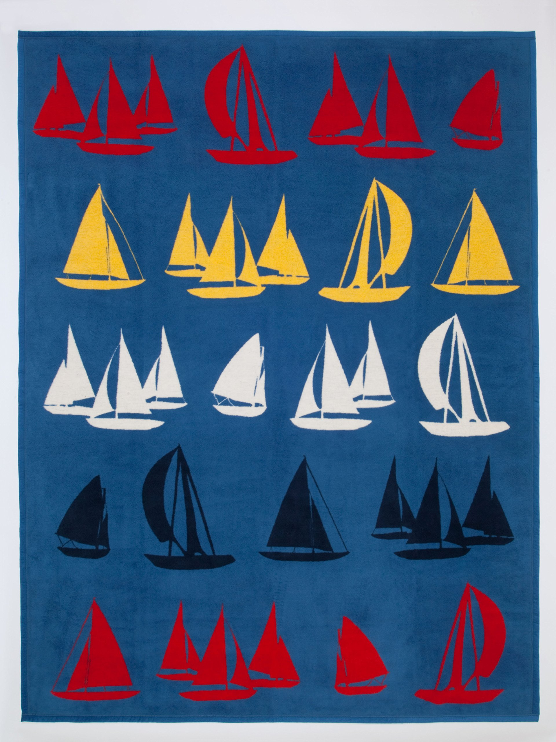 ChappyWrap Oversize Cotton Throw Blanket - Coastal Living Collection by ChappyWrap (Image #6)