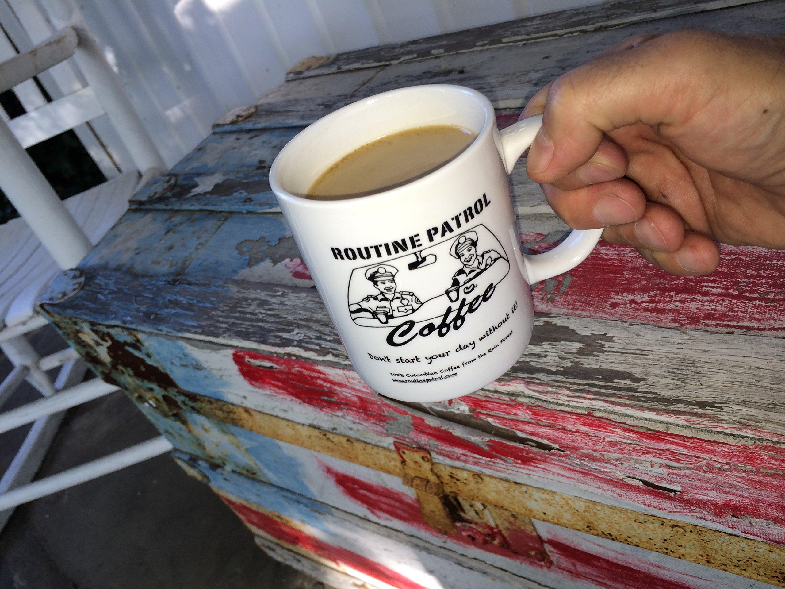 Organic Routine Patrol Colombian Coffee