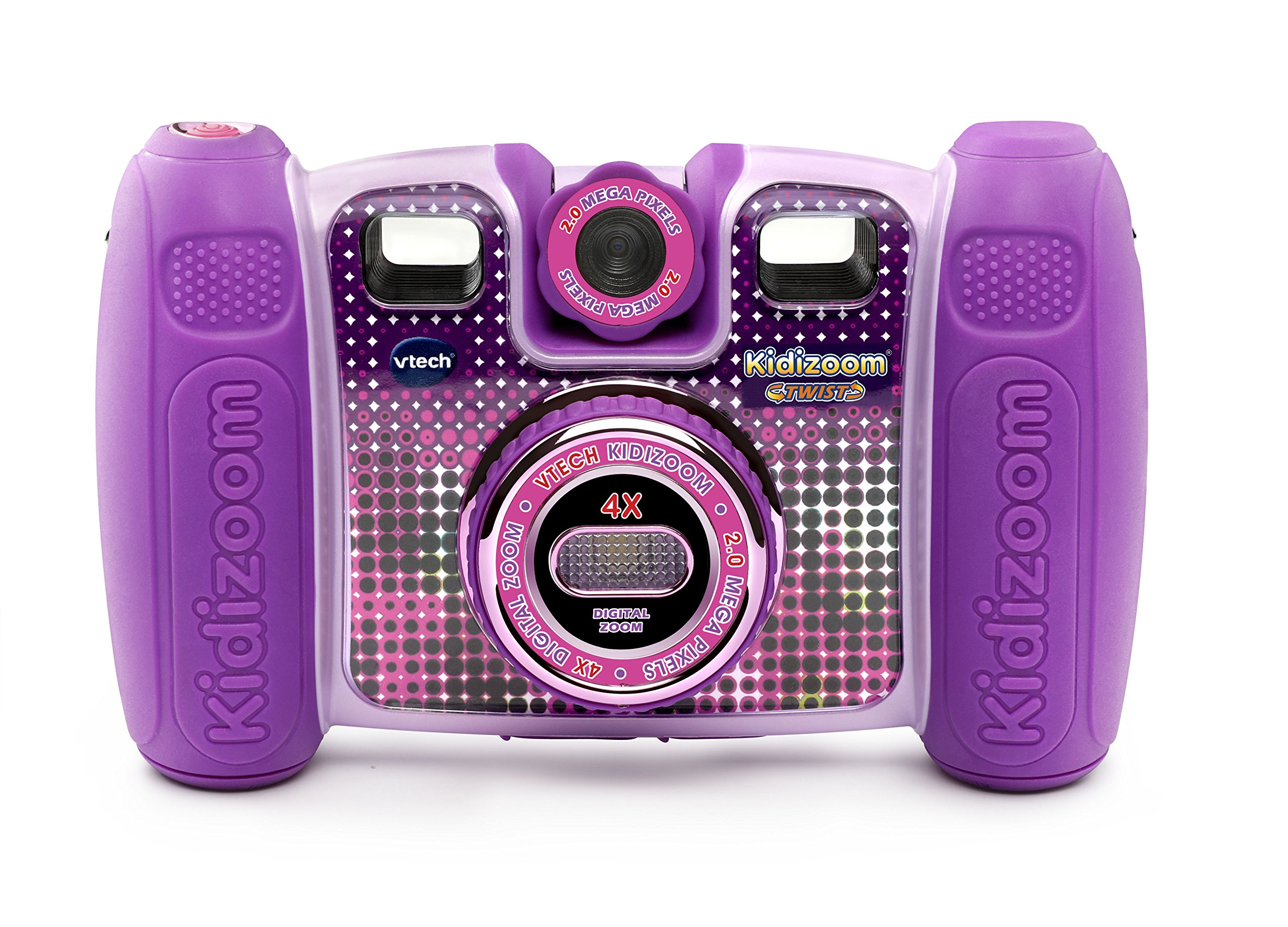 VTech Kidizoom Twist Connect Camera, Purple by VTech (Image #1)