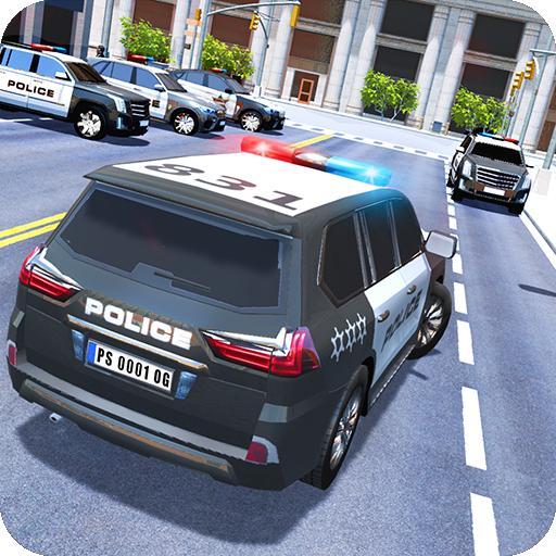 Luxury Police Car