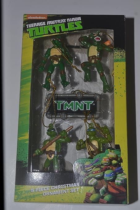 Amazon.com: Teenage Mutant Ninja Turtles 5 piece Christmas ...