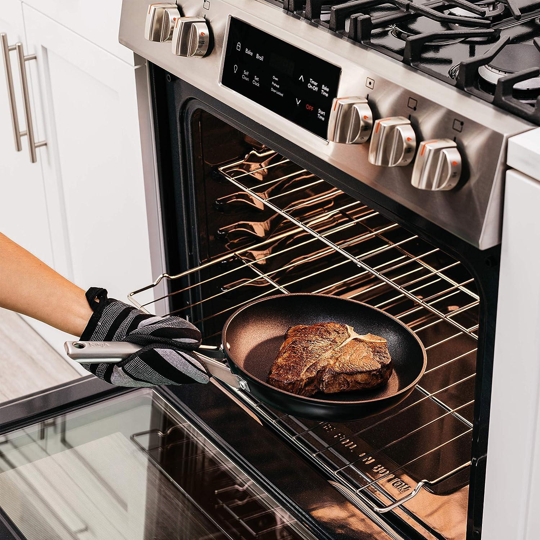 Slate Grey Ninja/™ Foodi/™ NeverStick/™ 30-cm Fry Pan