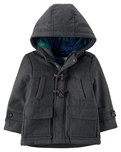 82480b4ab611 Amazon.com  Carter s Baby Boys  Peacoat  Clothing