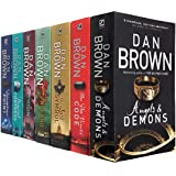 Robert Langdon Series Collection 7 Books Set By Dan Brown (Angels And Demons, The Da Vinci Code, The Lost Symbol…