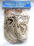Filet de pêche déco 250x150 avec 5 flotteurs en liège