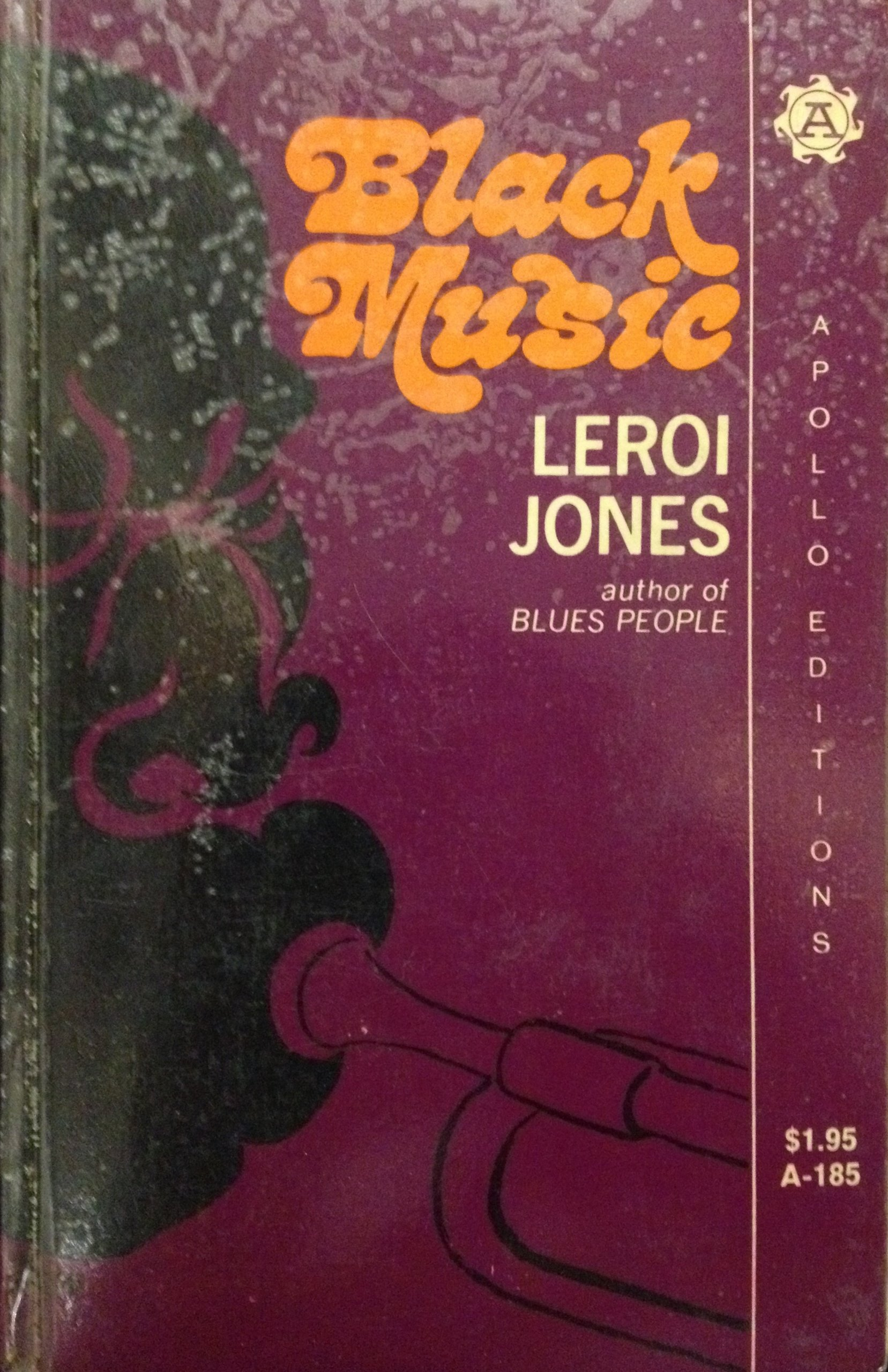 Black Music, Jones, Leroi