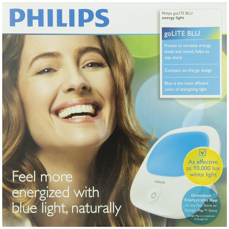 Amazon Philips Golite Blu Energy Light Therapy Lamp Hf342260
