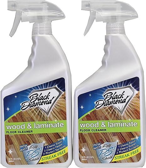 Amazon.com: Black Diamond Wood and Laminate Floor Cleaner with PS3, 32 oz.:  Home Improvement - Amazon.com: Black Diamond Wood And Laminate Floor Cleaner With PS3