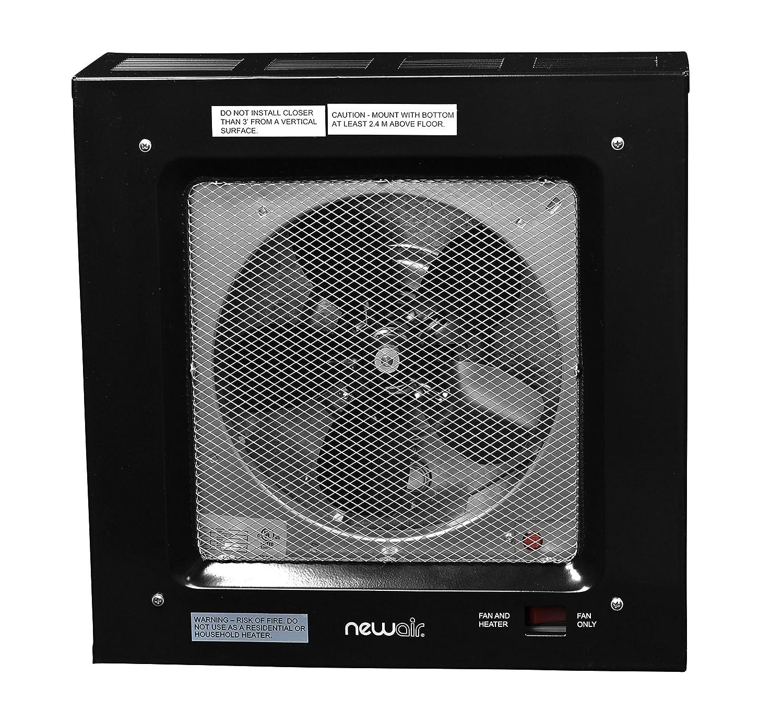 Newair G73 Electric Garage Heater Wiring Diagram Watt Black Home Kitchen 1500x1382