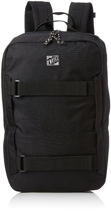 ONeill - Bm Boarder Plus Backpack, Mochilas Hombre, Schwarz (Black Out