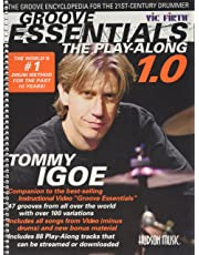 Groove Essentials: The Play-Along: The Groove Encyclopedia for the 21st-Century Drummer