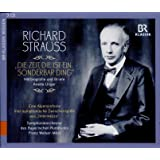 """Richard Strauss: """"Die Zeit, die ist ein sonderbar Ding"""""""