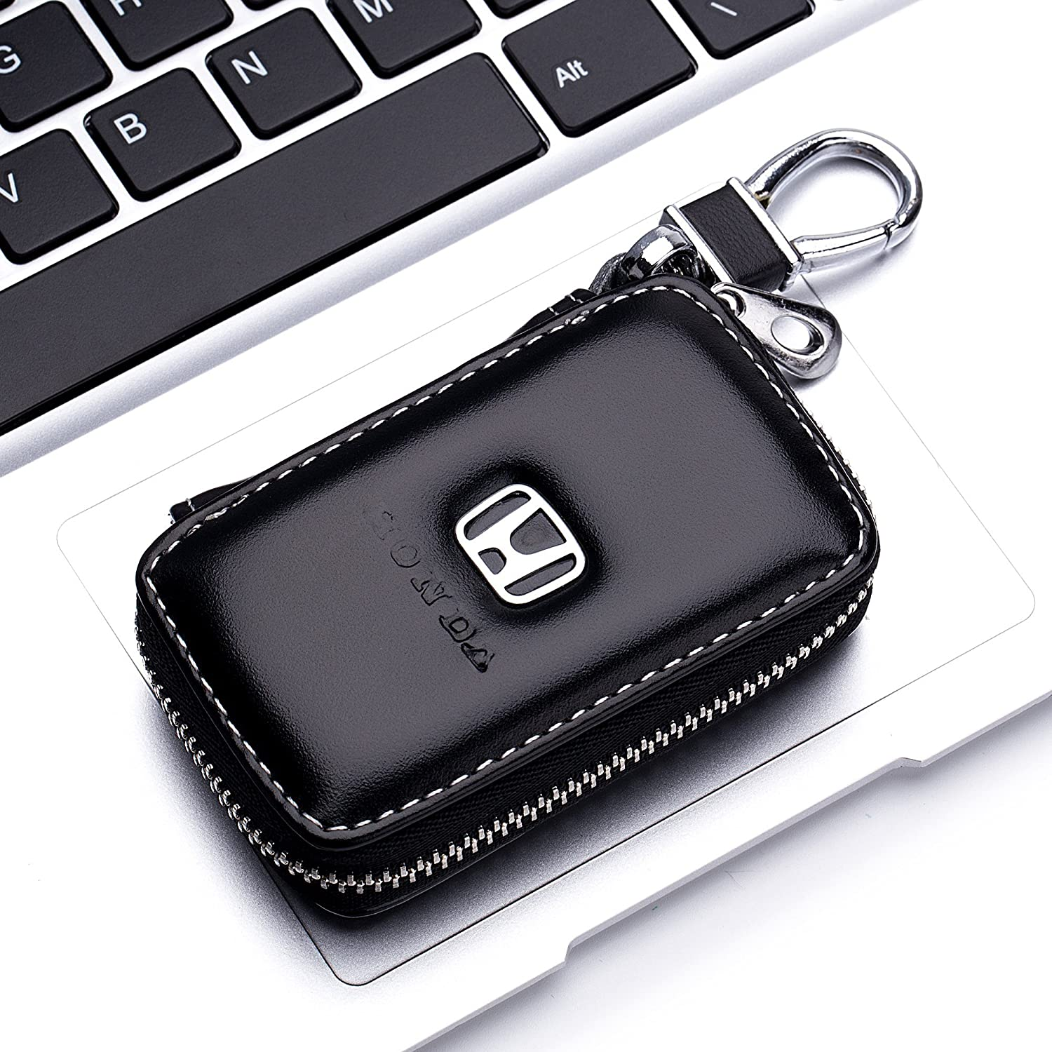 Car Styling Key Chain Accessories Pouch Bag Auto Wallet Case Key