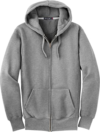 Sport-Tek F282 Super Heavyweight Full-Zip Hooded Sweatshirt at ...