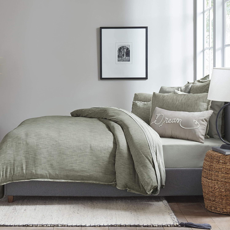 Grey Queen Ed Ellen Degeneres Jaspe Comforter Set