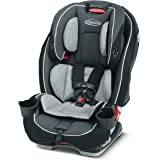 Graco SlimFit 3 in 1 Car Seat | Slim & Comfy Design Saves Space in Your Back Seat, Darcie