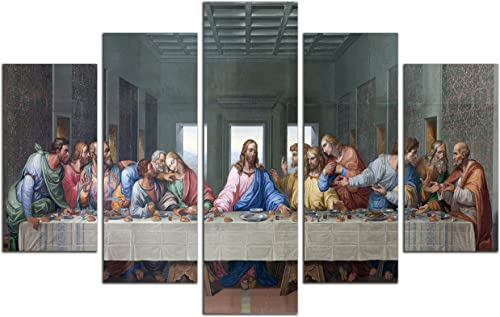 NAN Wind 5 Piece Large Size the Last Supper