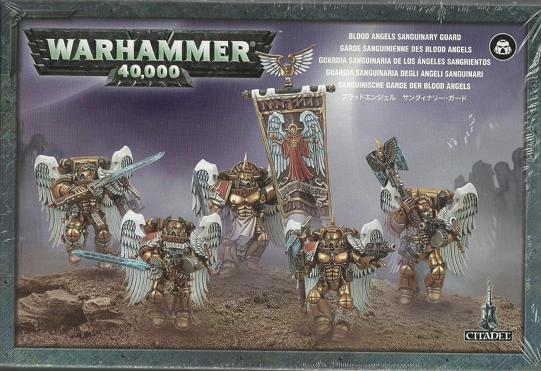 【お買得】 Warhammer 40K Blood - Angels 40K - Blood Sanguinary Guard - Boxed Set B003D13DDO, 宮崎郡:8ffbf438 --- cliente.opweb0005.servidorwebfacil.com