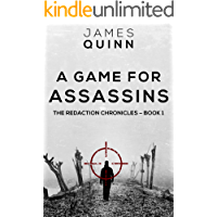 A Game for Assassins: A Cold War Espionage Thriller (The Redaction Chronicles Book 1)