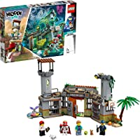 LEGO Hidden Side Newbury Abandoned Prison 70435 Building Kit