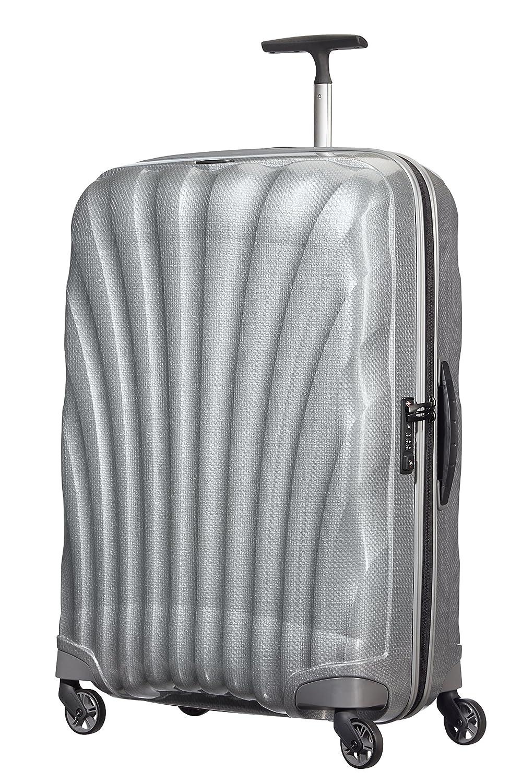 [サムソナイト] スーツケース Cosmolite コスモライト スピナー75 94L 無料預入受託サイズ 保証付 (現行モデル) B01BC1WGE8シルバー