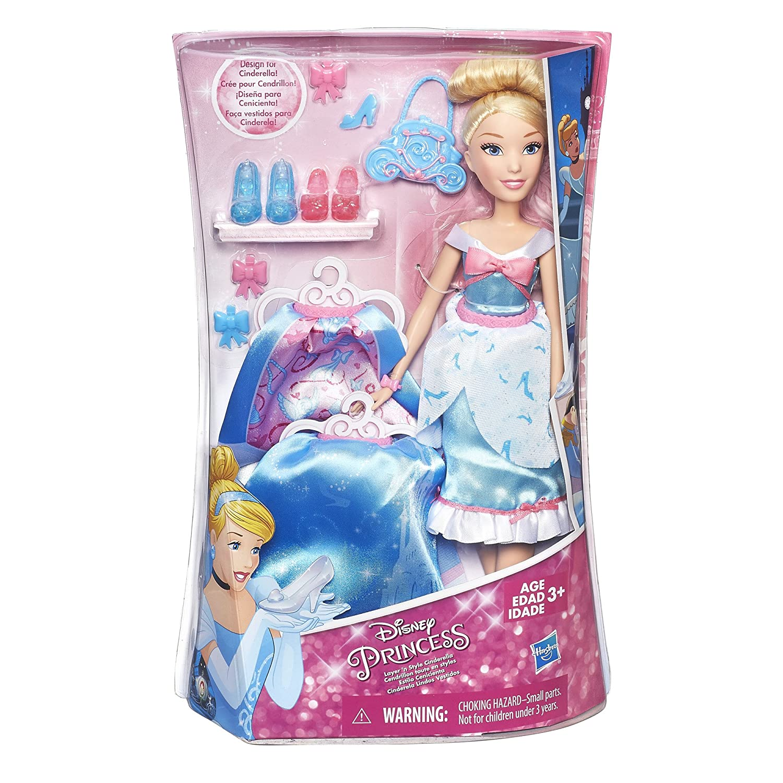 Disney Princess Layer n Style Cinderella