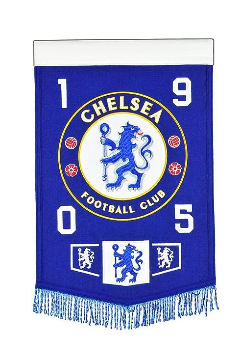68a33e0e681 Amazon.com : Winning Streak English Premiership Chelsea FC Traditions Banner  : Sports & Outdoors
