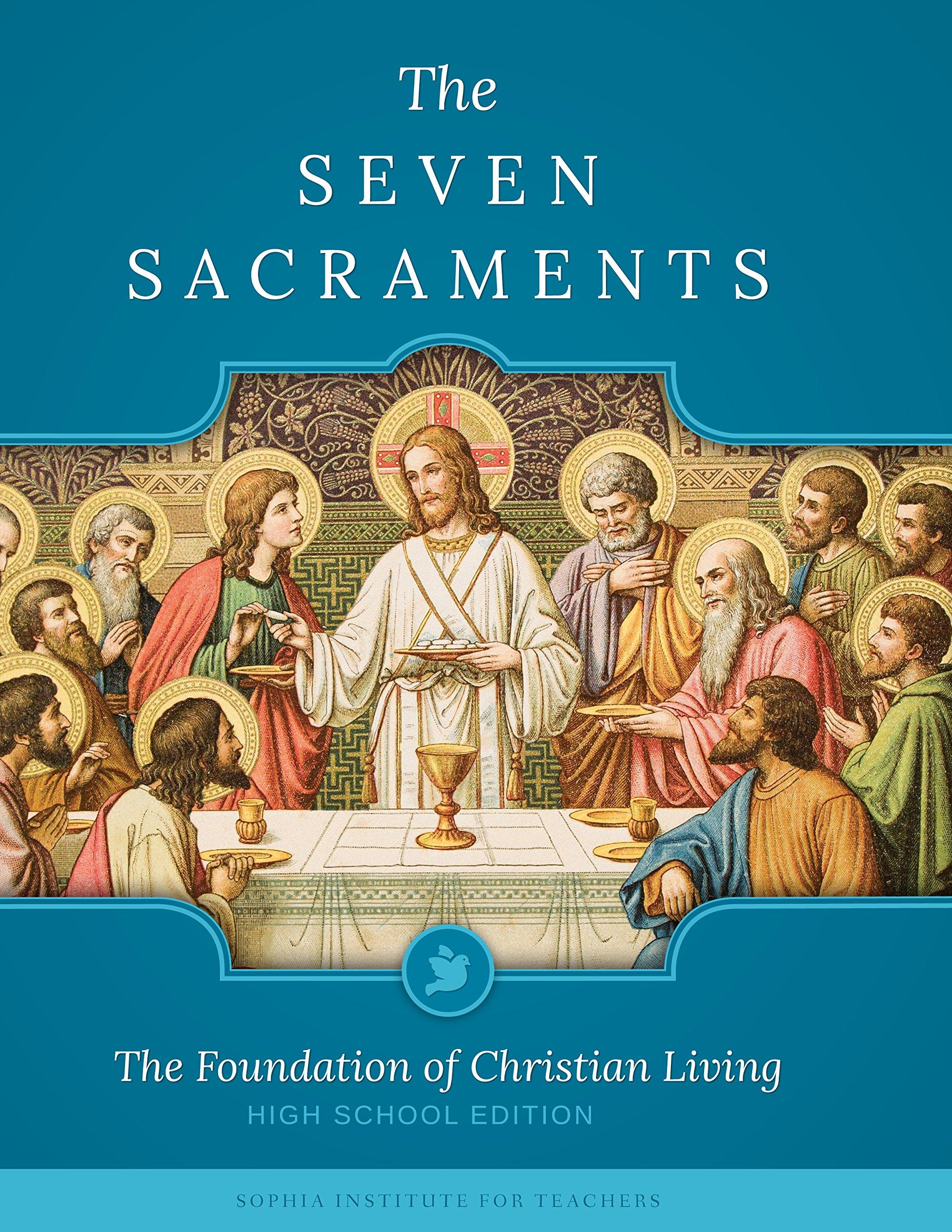 Read Online Seven Sacraments Teachers' Guide (HS) pdf