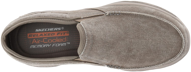Skechers Creston-Moseco, Mocasines para Hombre: Amazon.es: Zapatos y complementos