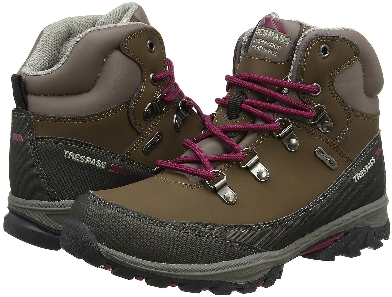 3f442d70363 Trespass Glebe, Unisex Kids' Combat Boots