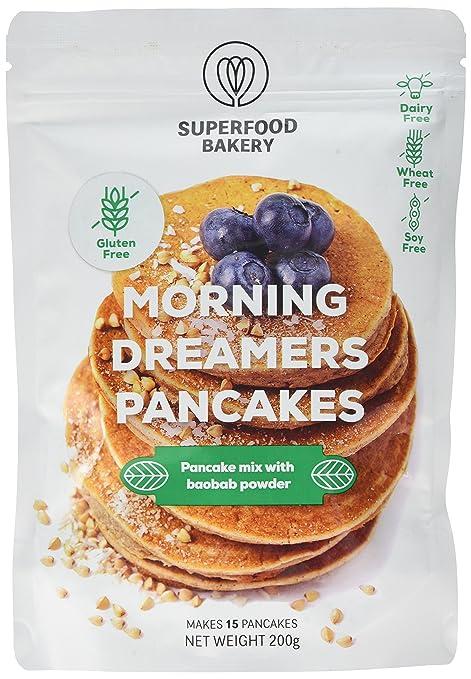 Superfood panadería mañana soñadores Tortitas
