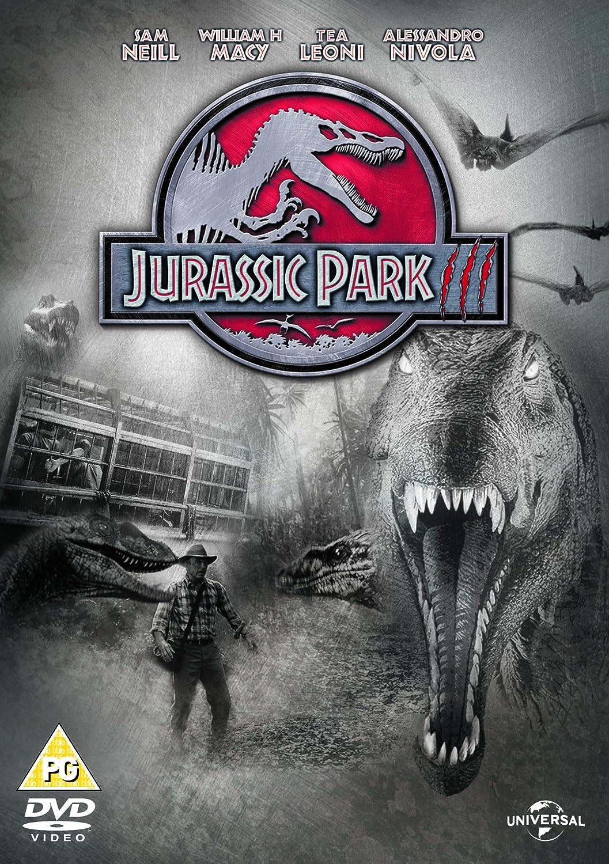 Jurassic Park 3 Edizione: Regno Unito Edizione: Regno Unito ...